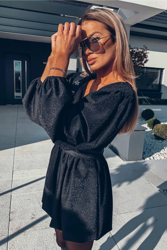 CHANTELLE OVERALL WITH GLITTER | SHEILA AW20