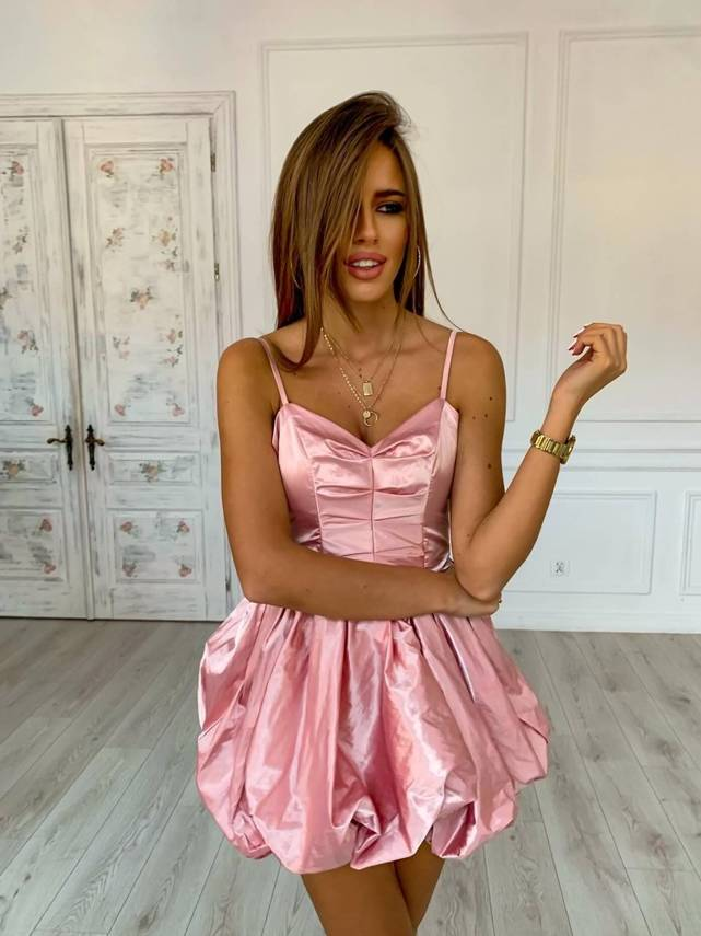 NEW YEAR'S EVE PINK DRESS   SHEILA AW20